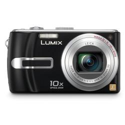 Panasonic DMC-TZ3K Black 7.2 MP Digital