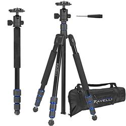 Ravelli APGL5 Professional 65″ Ball Head Camera Tripod